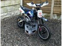 stomp 140 cc pit bike