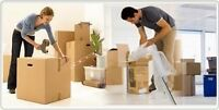 PACKERS NEEDED (for packing household goods)