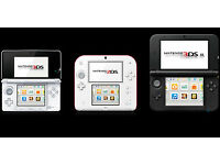 DS - 2DS - 3DS MULTI GAMES CARD