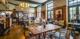 COMMIS CHEF'S NEEDED FOR BUSY FOODIE PUB ON STREATHAM COMMON - FROM £8-£9 PER HOUR PLUS TIPS