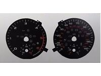 KMH to MPH Conversion Dial C548/C1054 for Audi A1 8x Diesel.