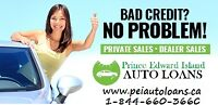 Prince Edward Island Auto financing for all types of credit!