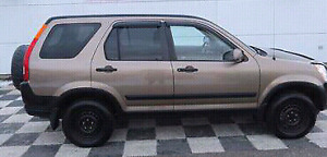 2004 crv etested certified