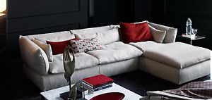 Designer Italian Sofa/Couch - Exceptional Style - Great deal!