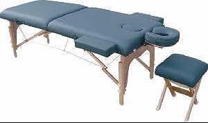 table d'acupuncture ou de massage