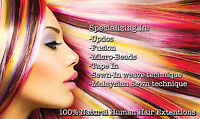 Hair Extensions JULY Special $280 full head!!!! WE COME TO YOU!