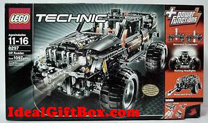 LEGO TECHNIC Off Roader 8297 for all LEGO fans of all ages!