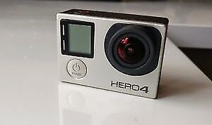 Gopro 4 silver for parts. Today only.