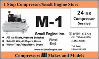 Air Compressor Repair St. Albert & Honda Engines 780-709-6415