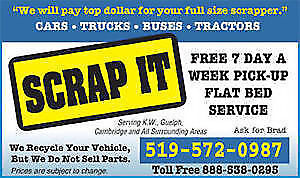 Scrap Vehicles Services