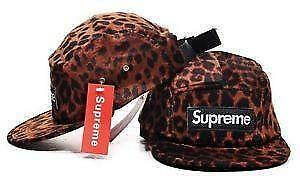 Leopard Supreme Hat 098470bb4bf
