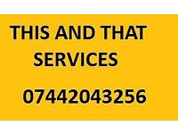 This and That Services