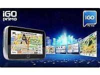 XTRONS GPS SOFTWARE + UK MAP + SPEEDCAM ALERTS