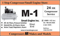 Air Compressor Repair Sherwood Park & Honda Engines 780-709-6415