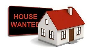 *WANTED* 3 to 4 bedroom house