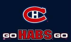 MONTREAL CANADIENS TICKETS FOR UPCOMING 2017-2018 SEASON!
