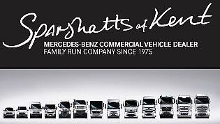 sparshatts mercedes-benz ltd