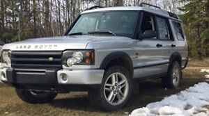 2003 Land Rover Discovery Face lift 11 SE SUV, Crossover