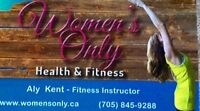 WOMENS ONLY HEALTH & FITNESS