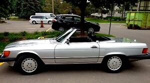 *Amazing * 1988 Mercedes-Benz   560 SL