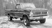 WANTED 1967-1972 F 250 4 X 4 PICKUP TRUCK