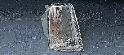 CITROEN ZX FRONT LEFT LH INDICATOR REPEATER LAMP LIGHT LENS 95656545 *VALEO*