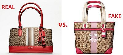 coach purses discount outlets yfrt  How to spot a fake Coach purse