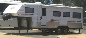 2013 Winjana Cattai 760 Custom 5th wheeler Hope Island Gold Coast North Preview