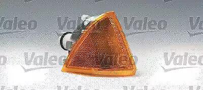 CITROEN AX FRONT RIGHT RH INDICATOR LIGHT LAMP AMBER 082081 *VALEO*