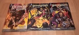 DC COMICS Graphic novels DEMON KNIGHTS