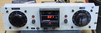 Dual-zone Temperature Controller 2 Variac Omega Digit