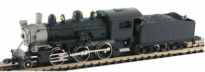 Model Power 87600 N Undecorated 2-6-0 Mogul Steam - DCC Compatible