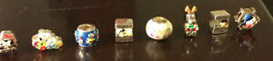 Persona Peanuts Snoopy beads and charms *authentic*