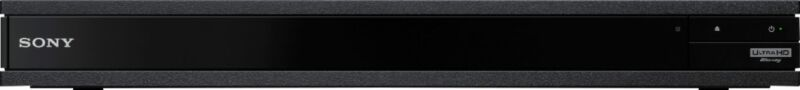 Open-Box Excellent: Sony - UBP-X800M2 - Streaming 4K Ultra HD Hi-Res Audio Wi...