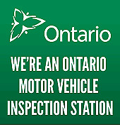 $85 VEHICLE SAFETY CHECK/INSPECTIONS $85(includes certificate)
