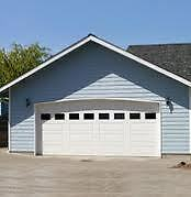 Metal Insulated L/D  &  H/D Garage Door Sets - 16' W X 7' H