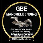 GBE Mandrel Bending