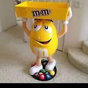 M&M Charcter store display