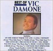 Vic Damone CD