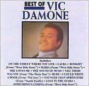 Vic Damone CD
