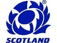 Pair of Scotlnd v Ireland tickets *Half Way*