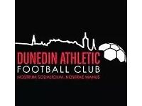 Dunedin fc football players wanted