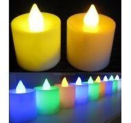 WEDDING LED CANDLE / Chandelle au LED