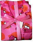 Girls Silky Pyjamas