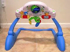 World of Learning Leapfrog gym