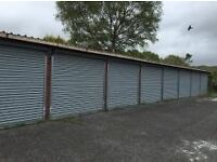 lock up storage garage for rent - pontardawe