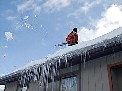 Snow/ice removal