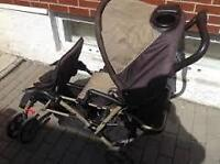 pousette double Graco ''Duo Glider''