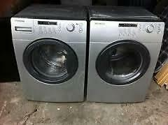 Electrolux Washer and Steam Dryer Set $750 with Warranty - USED APPLIANCE SALES 9267 - 50 Street Edmonton
