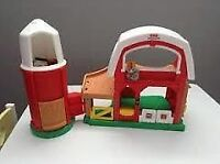 Little People Farm with Accessories